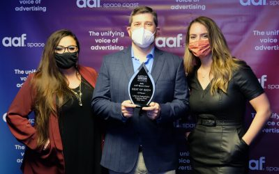 Digital Zoetrope and L3Harris win Best of Show at the 2021 Space Coast ADDY Awards
